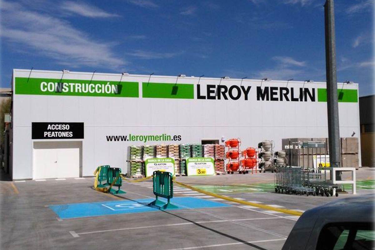Leroy merlin jard n san sebasti n de los reyes madrid - Leroy merlin reformas ...