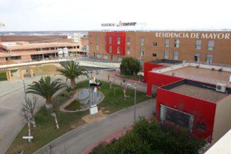Cruzjara construye la ampliación de la residencia de mayores Cosmer en Almendralejo (Badajoz).